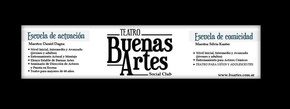 Buenas Artes Social Club – Cursos 2014