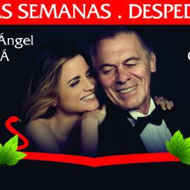EL DIARIO DE ADAN Y EVA DE MARK TWAIN CON MIGUEL ANGEL SOLÁ Y PAULA CANCIO