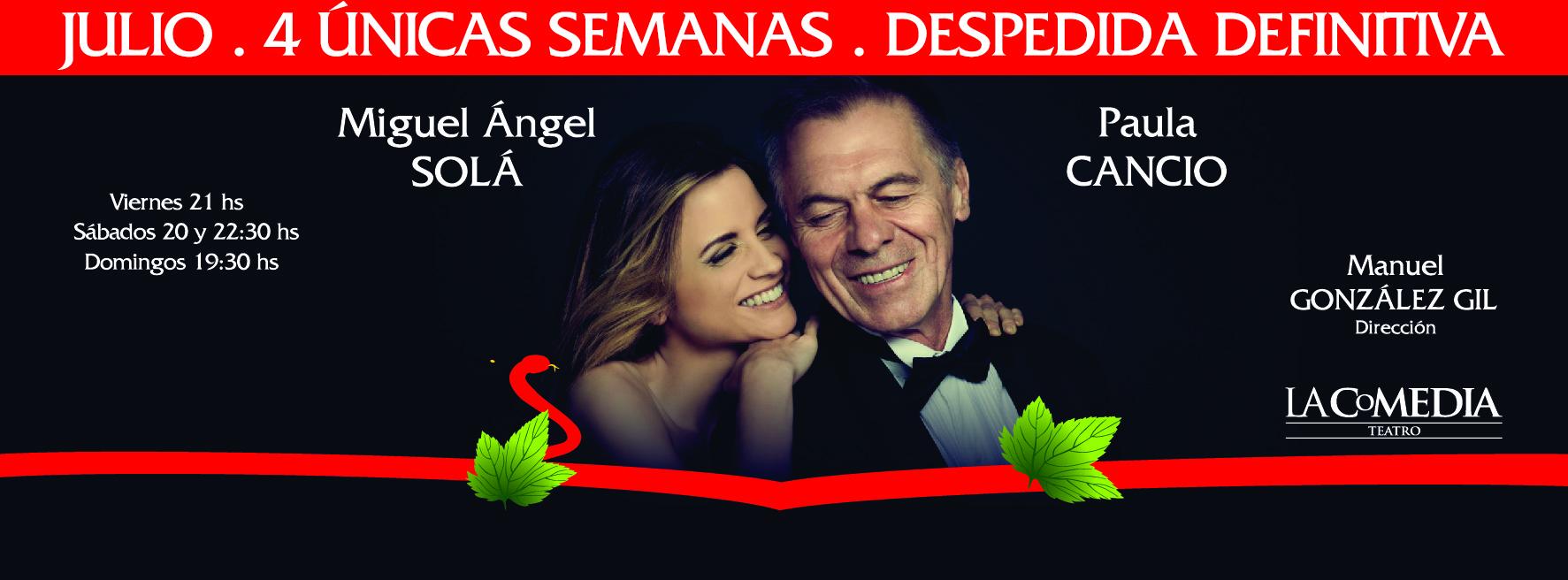 LLEGA A ROSARIO: «HOY EL DIARIO DE ADÁN Y EVA DE MARK TWAIN» – Teatro Astengo