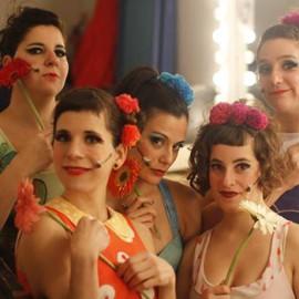Vuelve Ciertas petunias al teatro – Qué hermosa kermesse – Sábados en El Marechal