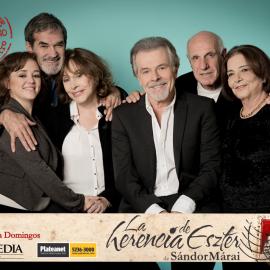 LA HERENCIA DE ESZTER – A partir del 19 de enero – Teatro La Comedia