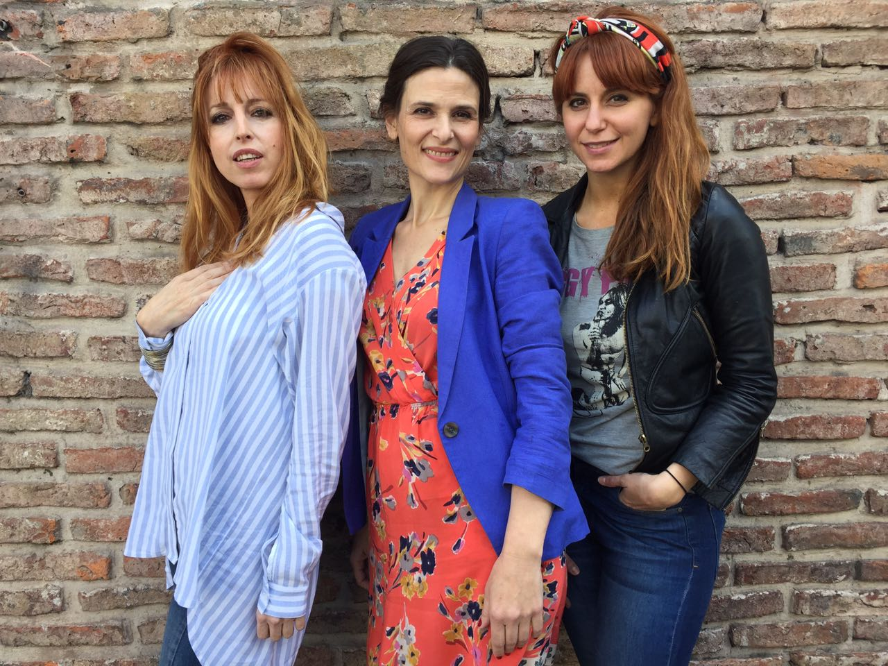 SER ELLAS: Ana Celentano, Anabel Cherubito y Julieta Cayetina