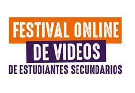 Segunda edición del Festival online de videos de Estudiantes Secundarios