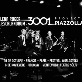 3001 – Proyecto Piazzolla