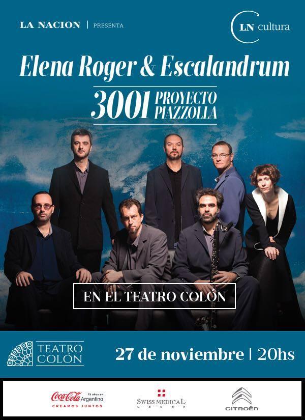 3011 – Proyecto Piazzola en el Teatro Colón