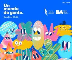 CONVOCATORIAS PARA DUPLAS. Centro Cultural Recoleta #UNMUNDODEGENTE